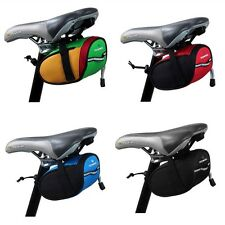 New Cycling Bicycle Tail Rear Bag Quick Release Bicycle Saddle Seat Bag F7ZJ