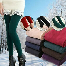 Women Winter Pantyhose Tights Thick Fleece Brushed Stretch Warm Socks Stockings