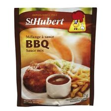 Various St-hubert Sauce Flavour Poutine BBQ Hot Chicken