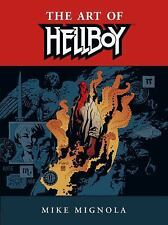 The Art of Hellboy by Mike Mignola (2004, Paperback)