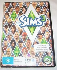 Any one Sims 3 game or expansion - Ambitions, Late Night, Pets, World Adventures