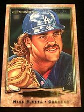 1998 MIKE PIAZZA Donruss Diamond Kings *CANVAS* ~Only 500 Exist!~