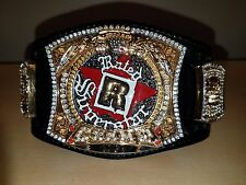 WWE EDGE RATED R SUPERSTAR REPLICA BELT 12IN WRESTLING CHAMPION SPIN SPINNER