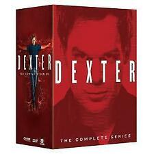 Dexter  The Complete Series Season 1-8 1 2 3 4 5 7 8 DVD, 2015, 32-Disc Set