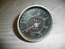 PORSCHE 356 speedometer, dated 5/59