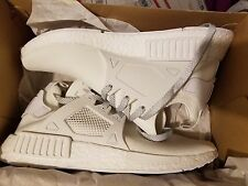 Adidas NMD_XR1Triple White release FootLocker Exclusive BY3052 AUTHENTIC Men Szs