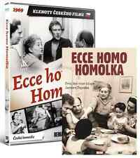 Ecce Homo Homolka (Behold Homolka) DVD 1969 Czech film trilogy English Subtitles