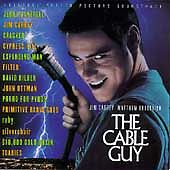 The Cable Guy by Original Soundtrack (CD, May-1996, Work Group) LIKE NEW