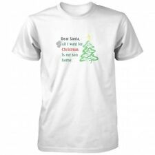 Dear Santa All I Want For Christmas Is My Son Home T-shirt