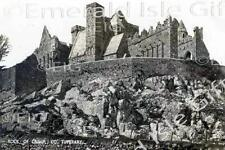 Tipperary Rock of Cashel vintage style Old Irish Photo Print - Size Selectable