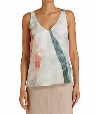 NEW SABA WOMENS MINERAL PRINT CAMI Tops & Blouses
