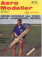 Aero Modeller Magazine July 1970
