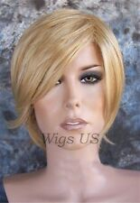 Short Wig Sexy Shorter Style U Choose Color Modern Edge Wigs US Seller