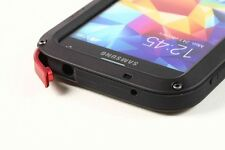 LUNATIK TAKTIK EXTREME GALAXY S5 BLACK AND RED NEW