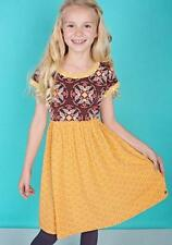 NWT Matilda Jane Tween Girls Size 8 10 12 14 Happy and Free Sweet Scented dress