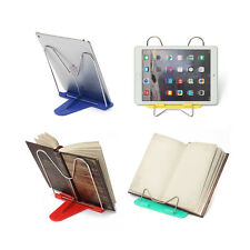 Adjustable Angle Foldable Portable Reading Book Stand Document Holder PGKS