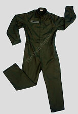 Military Surplus Army RAF Mechanic Boiler Suit Overalls Coveralls - 2 Pack