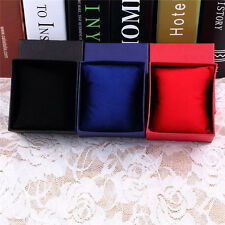 New Present Gift Box Case For Bangle Jewelry Ring Earrings Wrist Watch Boxes