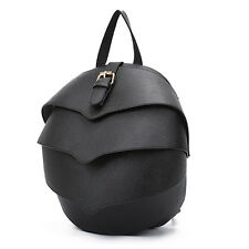 Hot Beetles Style Women's Leather Backpack School Travel Backpack Bag Satchel