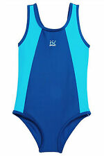 ••• ВNWT NEXT Girls • School Navy Swimsuit • 100% Polyester • 3-4 Years