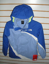 THE NORTH FACE GIRLS -YOUTH MOUNTAIN VIEW TRICLIMATE JACKET -#CA55-V BLUE-MEDIUM