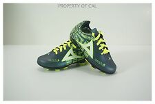 Pirma Soccer Cleats-Style 697-Petroleum/Neon-Imperio Legend-TODDLER