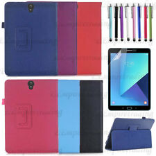 For Samsung Galaxy Tab A 10.1 SM-T580/T585 PU Folio Leather cover case