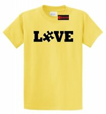 Love Autism T Shirt Autism Awareness Autistic Child Mom Dad Sister Brother Tee