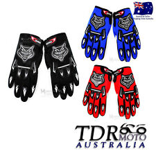 Outdoor Full finger GLOVES Cycling Road Dirt ATV Mountain Bike Bicycle MTB Quad