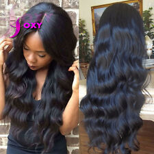 100% Human Hair Full Lace Wig For Black Women Glueless Lace Front Human Hair Wig