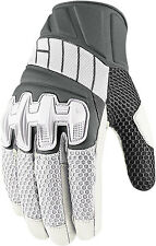Icon Overlord Mesh Gloves White