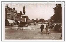 Bedfordshire Bedford St. Pauls Square Old Photo Print - Size Select - England