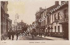 Bedfordshire Luton George b/w early Old Photo Print - Size Selectable