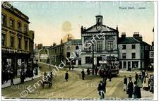 Bedfordshire Luton Town Hall colour Old Photo Print - Size Selectable - England