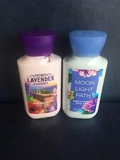 BATH AND BODY WORKS TRAVEL SIZE BODY LOTION 3 FL OZ U PICK