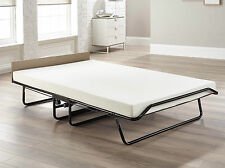 Jaybe Supreme Double Guest Bed with Memory Foam Mattress, 48""