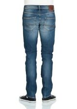 Mustang Men's Jeans Vegas 3122-5338-585 Skinny Fit tinted rinse washed