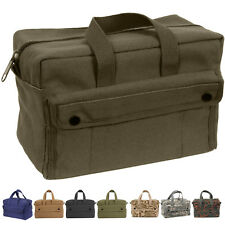 "Heavy Duty Standard Mechanics Military Tool Bag (11"" x 7"" x 6"")"