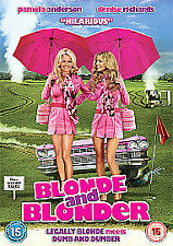 Blonde And Blonder (DVD, 2008) NEW AND SEALED