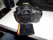Sony Alpha SLT-A57 DSLR Digital Camera w/18-55mm Lens