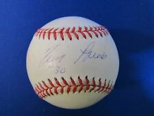 Tim Raines Signed Auto Autograph Rawlings OML Baseball B93