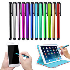 Universal Metal Touch Screen Stylus Pen for iPad iPhone Smart Phone Tablet PCMDX