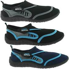 Urban Beach Childrens Kids Reed Aqua Shoes Surf Wet Water Wetsuit Neoprene Boots