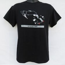1966 Le Mans 24 Hours race winning Ford GT40 Mark II T-Shirt. Bruce McLaren 50th