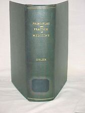 Osler, William The Principles and Practice of Medicine