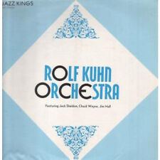 ROLF KUHN ORCHESTRA S/T LP VINYL US Jazz Kings 10 Track (1220)