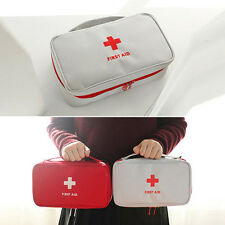 Portable bag First Responder Storage Bag First Aid Empty Kit Bag Travel Sport