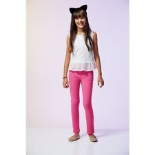 GIRLS HOT PINK SKINNY JEANS  WITH STRETCH IN AGE 15 YEARS FROM FREESPIRIT BNWT