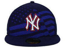 Official MLB New York Yankees Star Stripes Cap New Era 59FIFTY Fitted Hat