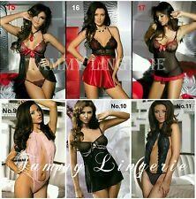 Ladies Lingerie Gifts Sets Bodystockings Robes *STUNNING SETS* FREE POSTAGE!